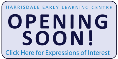 Opening January 2019: Harrisdale ELC. Register your interest now!